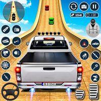 Icoană Imposibil Mașină Curse 3d - tur de forță Mașină