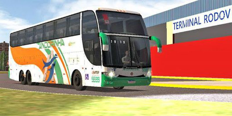 Image 1 of World Bus Driving Simulator Skins