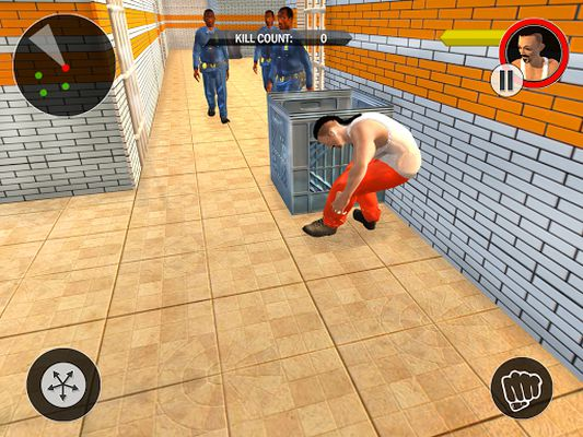 Prison escape from the police screenshot apk 4