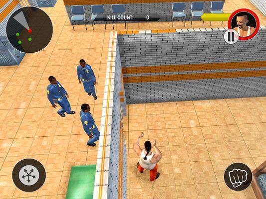 Prison Escape Police Screenshot Apk 3