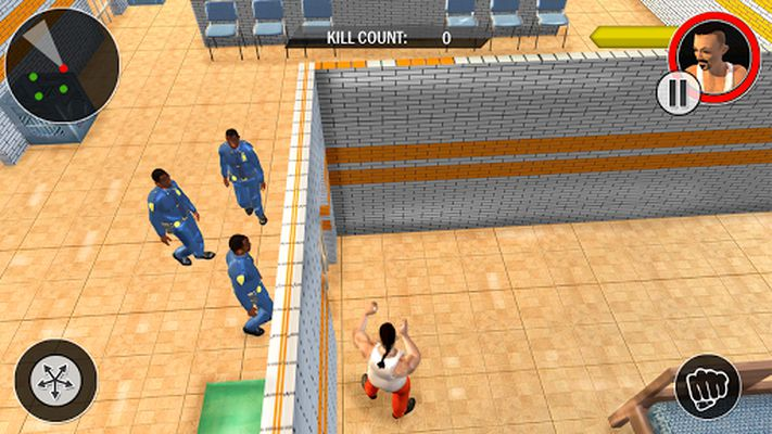 Prison escape from the police screenshot apk 0