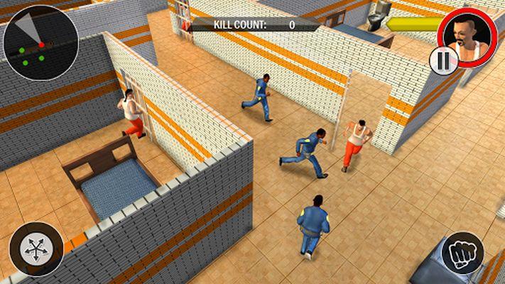 Prison Escape From Police Screenshot Apk 8
