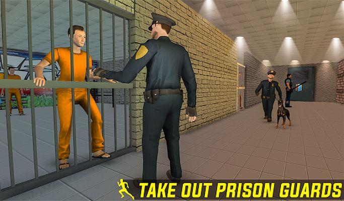 Secret Agent Prison Escape Mission Image 2