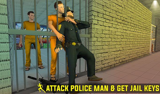 Image 1 of Secret Agent Prison Escape Mission