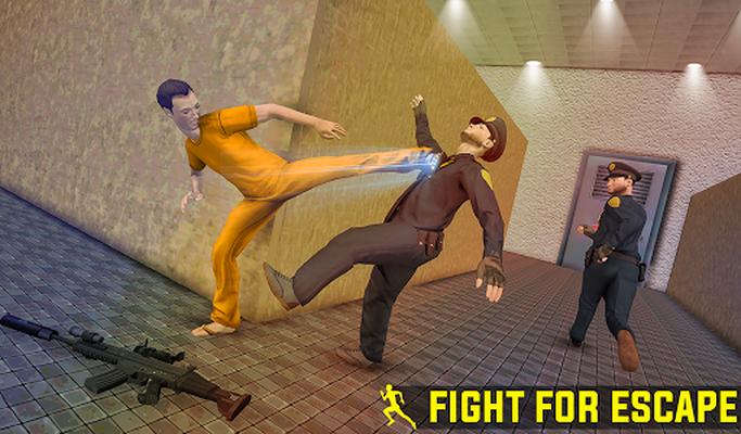 Secret Agent Prison Escape Mission Image 13
