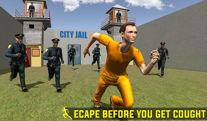 Secret Agent Prison Escape Mission Image 14