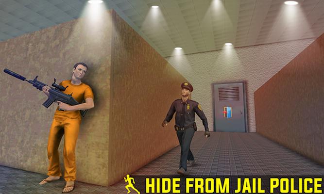 Secret Agent Prison Escape Mission Image 10