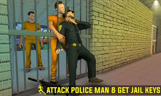 Secret Agent Prison Escape Mission Image 6