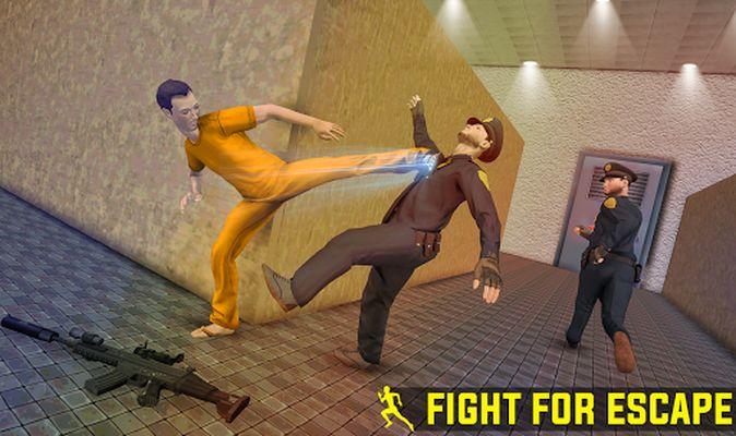 Secret Agent Prison Escape Mission Image 4
