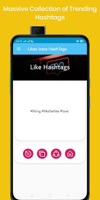 Image 1 of Likes For Instagram - Hashtags & followers