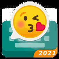 Icône de Rockey-fast emoji send keyboard for coloful chat
