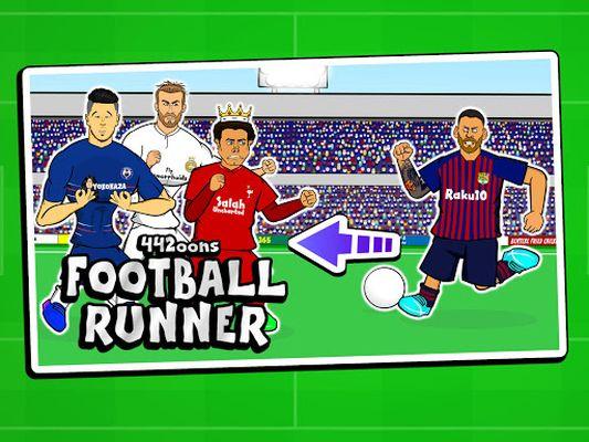 442oons Football Runner Image 3