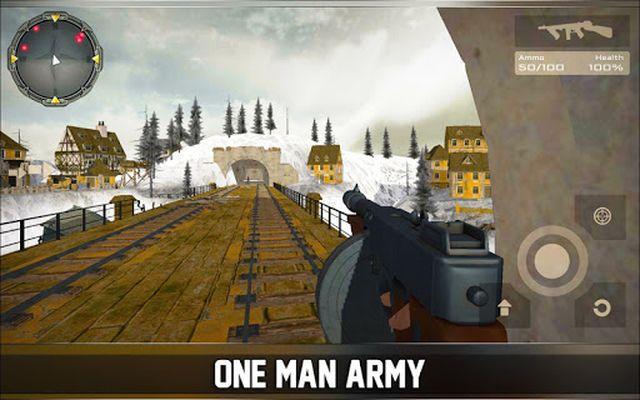 IGI Image 1: Military Commando Shooter