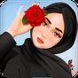 Fonds d'écran HIJAB: Muslimah, Girly M