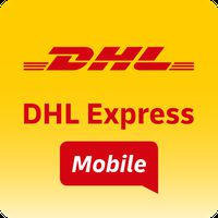 Icono de DHL Express Mobile