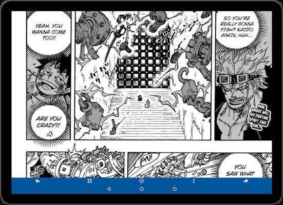 Image 1 of Translated Manga: EN + AR + FR
