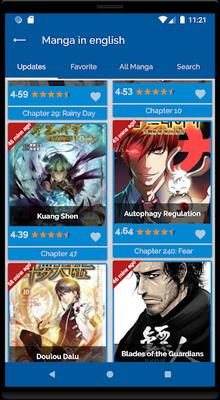 Image 12 of Translated Manga: EN + AR + FR
