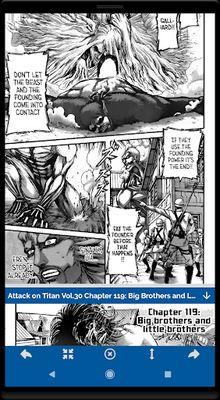 Image 9 of Translated Manga: EN + AR + FR
