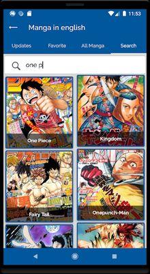 Image 7 of Translated Manga: EN + AR + FR
