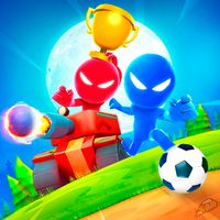 Stickman Party: 2 Player Games Free Simgesi