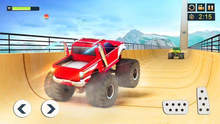 Image 1 of Impossible Monster Truck Stunts