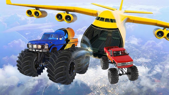 Image 4 of Impossible Monster Truck Stunts