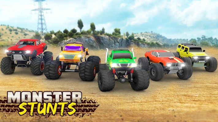 Image 3 of Impossible Monster Truck Stunts