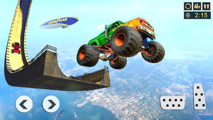 Image 2 of Impossible Monster Truck Stunts