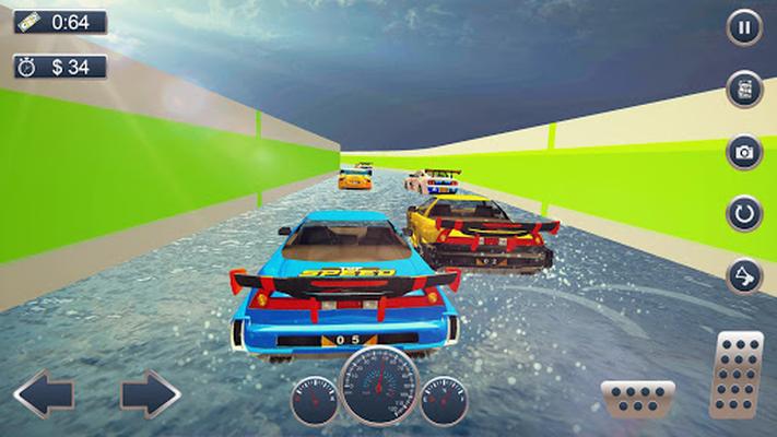 Image 13 of Water Slide Car Stunts Racer
