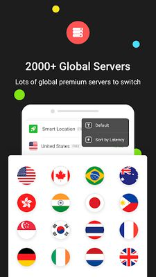 Image 4 of UFO VPN - Premium Proxy Unlimited & VPN Master