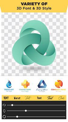 Image 4 of 3D Logo Maker: Create 3D Logo and 3D Design Free