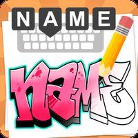 Ícone do Como Desenhar Graffiti - Criador de Nomes