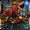Dino Caçando Cidade Ataque Desordem Dinossauro