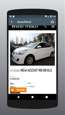 Image 1 of Used Cars Chile