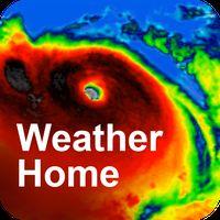 Icône de Weather Home - Live Radar Alerts & Widget