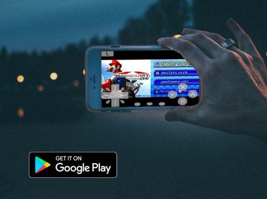 Image of NDS Gold Emulator Pro
