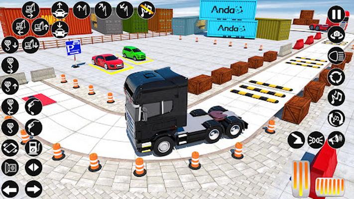 UnderWater Ramp Car Stunts 2019 screenshot apk 11