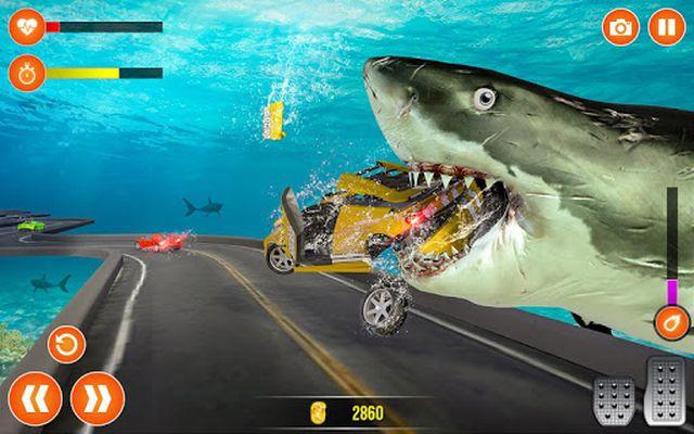 UnderWater Ramp Car Stunts 2019 screenshot apk 2