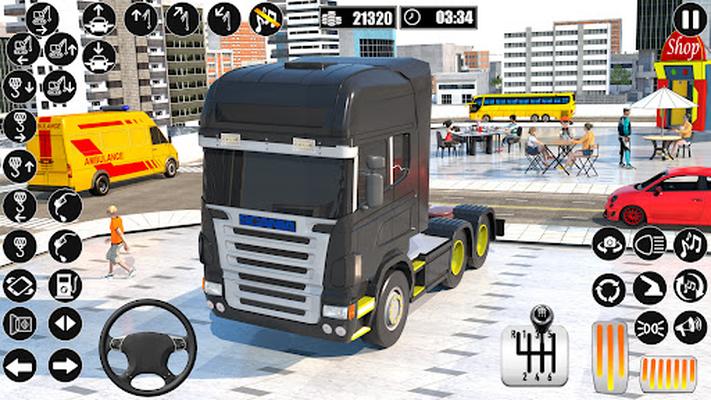 UnderWater Ramp Car Stunts 2019 screenshot apk 12