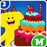 Ícone do apk Jogos de Cozinha de para Crianças - Grátis
