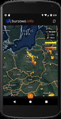 Image 3 from Burzowo.info - Burzowa Map