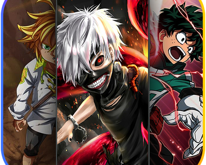 ANIME Live Wallpapers HD/4K + Automatic Changer APK - Free ...