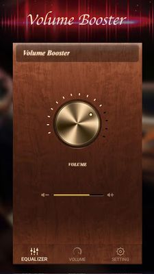 Music Magic Equalizer-Bass Booster & Volume Up Screenshot Apk 2