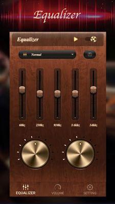 Music Magic Equalizer-Bass Booster & Volume Up Screenshot Apk 1