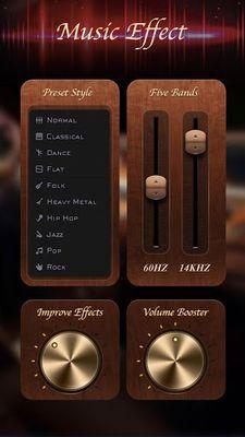 Music Magic Equalizer-Bass Booster & Volume Up Screenshot apk 0