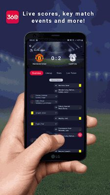 Image 2 of FAN360 - Follow Your Favorite Teams And Players