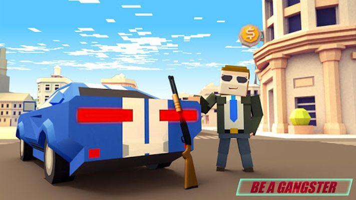 Toy Video Army Mafia Gangster