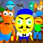 Sponge Neighbor Escape 3D 1.3