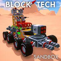 Ícone do Block Tech : Epic Sandbox Car Craft Simulator Test