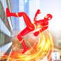 Light Speed hero: Crime Simulator: Flash games